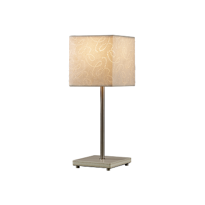 TABLE LAMP 3+DL-PD1173-WH-VG