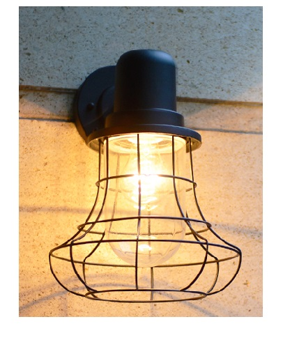 GARDEN LAMP 3+DX3391-BL