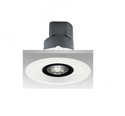 DOWNLIGHT LED 3+ACD231WH-101030