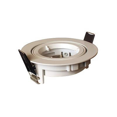 DOWNLIGHT ADJUSTABLE GU10 3+ZLLC102286-GU10