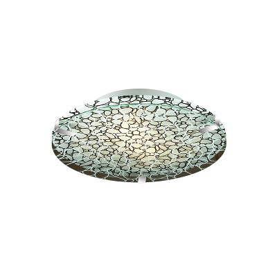 CEILING LAMP 3+DL-STONE-SU40-AH