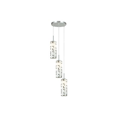 SINGLE PENDANT 3+DL-PNP09-3R-AH