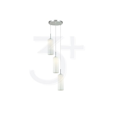 SINGLE PENDANT 3+DL-PNP09A-3R-AH