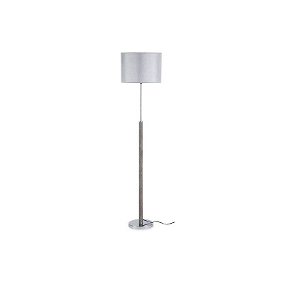 FLOOR LAMP 3+DL-LD4033-GR-VG
