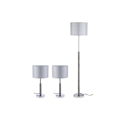 FLOOR LAMP 3+DL-CM4033-GR-VG